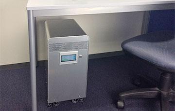 オフィスに設置可能なサイズ